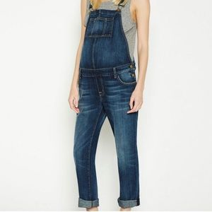 ISO Current Elliot Hatch Maternity Overalls